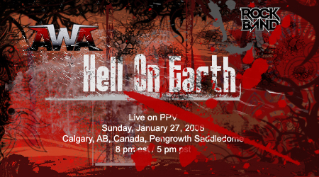 Hell On Earth 2008 Banner